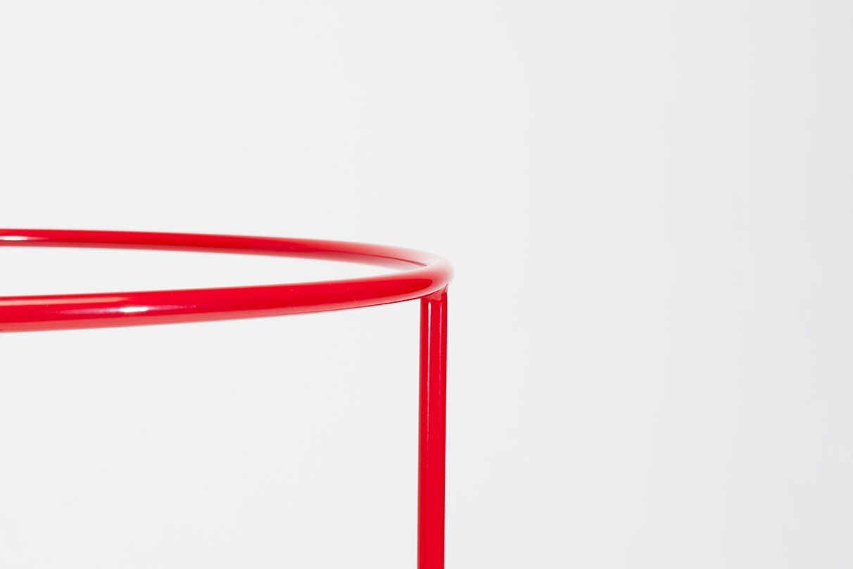 JAMES SMITH DESIGNS_Uma Trace_Valet Stand_Detail